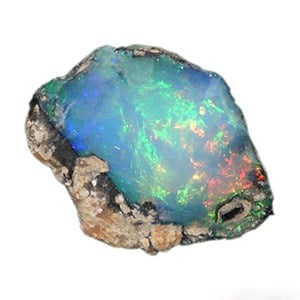 Meaning of opal stone formation